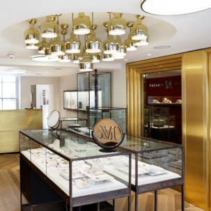 Monica Vinader Mayfair Boutique, London