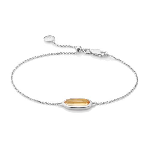 Vega Bracelet - Citrine